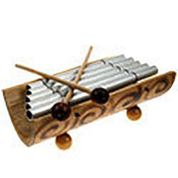 Fair Trade Glockenspiel (5 tube)