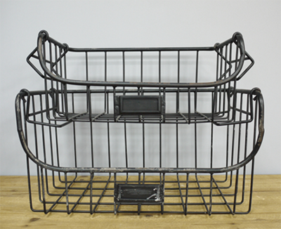 Set Of 2 Storage Cages