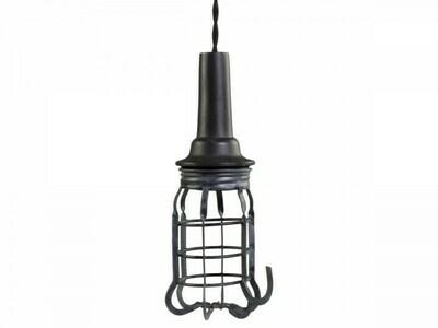 Factory Cage Lamp - Handmade