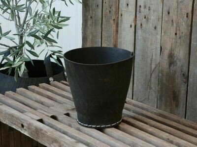 Recycled Rubber Basket Medium