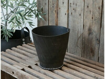 Recycled Rubber Basket Large