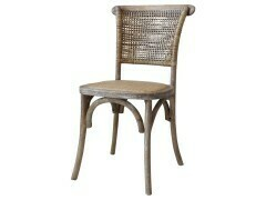 Pair of French Wicker Chairs