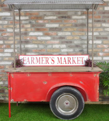 The Dingles Farmers Market Stall