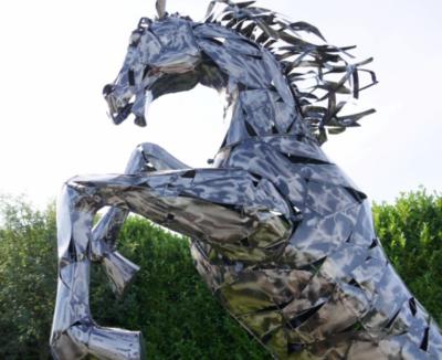 Pablo Prancing Horse