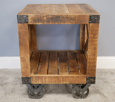 The Oxford Bedside / Side Table