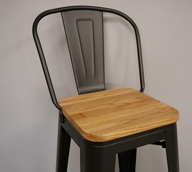 The Hilton Bar Stool Chair