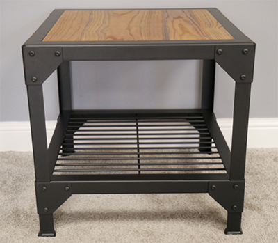 Ruhr Industrial Side Table