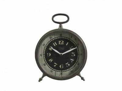 Din Don French Table Clock