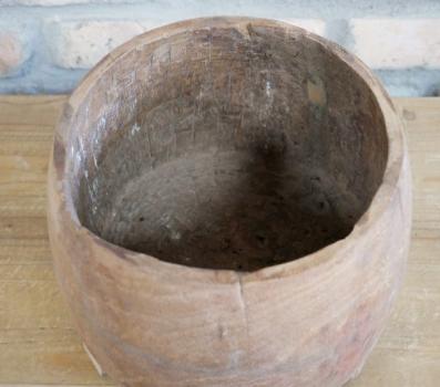 Antique Rice Measure