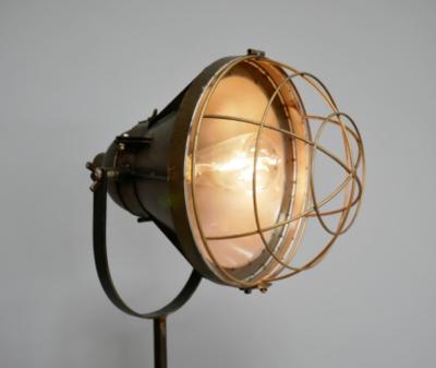 Industrial Studio Cage Light