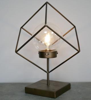 Industrial Cube Light