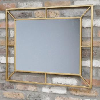 The Charleston Rectangular Mirror