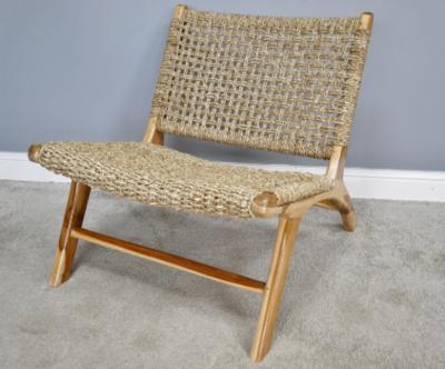 Lazy Rattan Chair