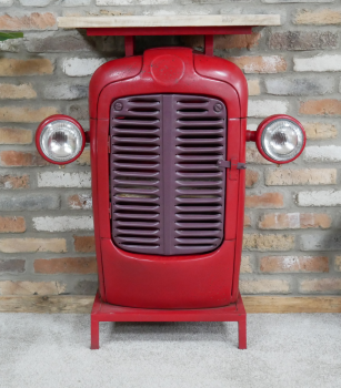 Tractor Bar Cabinet