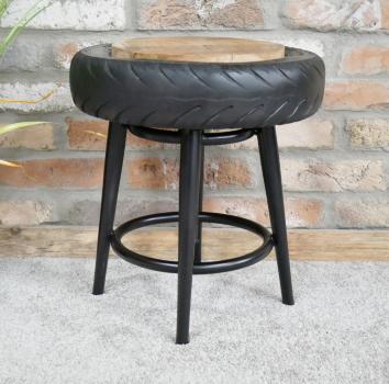 Tyre Adjustable Stool