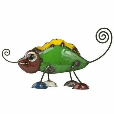Charlie the Recycled Chameleon