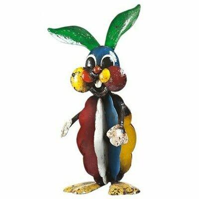 Recycled Ringo Rabbit Sculpture