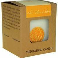Chakra - Meditation Candle - Solar Plexus