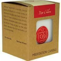 Chakra - Meditation Candle - Root