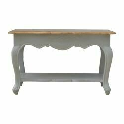 Amberly Grey Painted Coffee Table