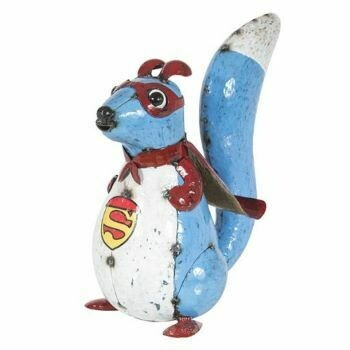 Recycled Sam the Super Squirrel