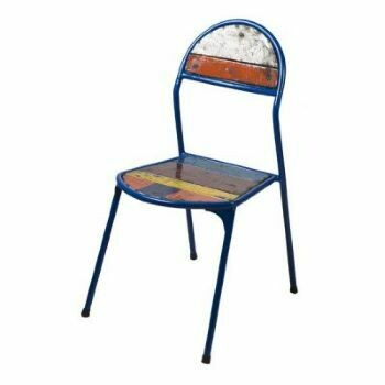 Recycled Bistro Chair