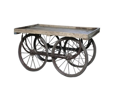 Retro French Cart
