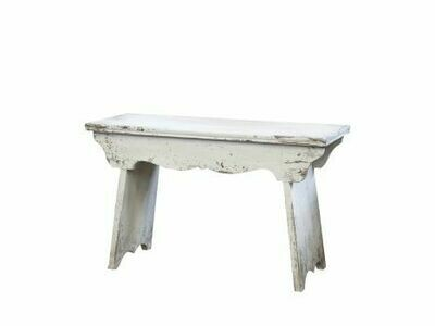 Wooden French Bench