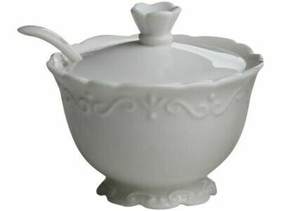 Provence Sugar Bowl with Spoon