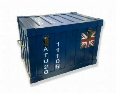 Shipping Container Trunk