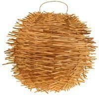 Fair Trade Hedgehog Lampshade