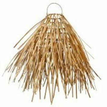 Fair Trade Porcupine Lampshade