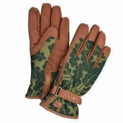 Love the Glove...Ladies Oak Leaf Moss Gardening Gloves