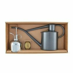Haws Rowley Ripple Indoor Watering Can Gift Set