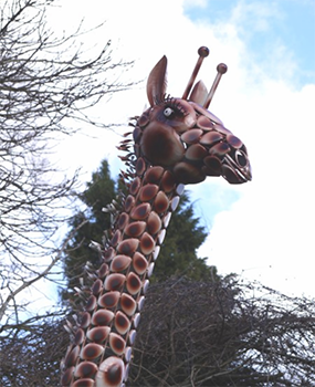 The Gerald Giraffe