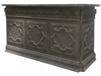 Vintage Design Desk / Counter