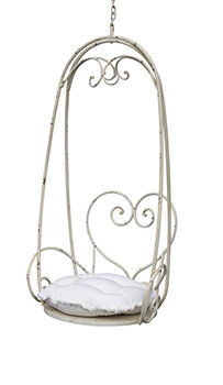 French Swinging Chair complete with Cushion