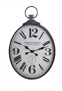 Genevieve Wall Clock