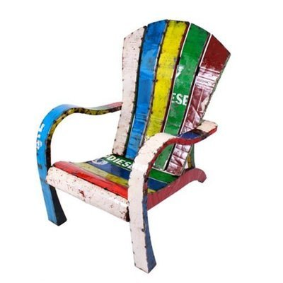 The Throne – Handcrafted & Recycled Garden Furniture