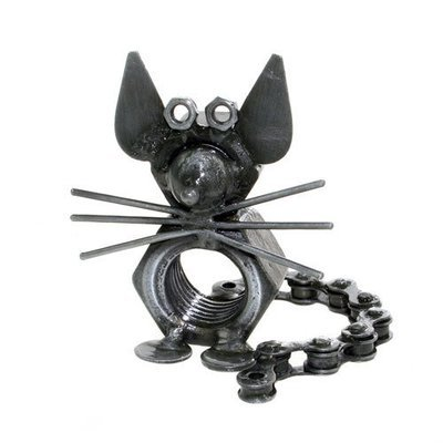 Recycled Bike Chain Mouse