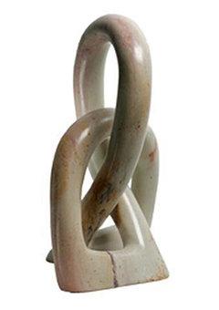 Tilnar Art Fair Trade Love Knot