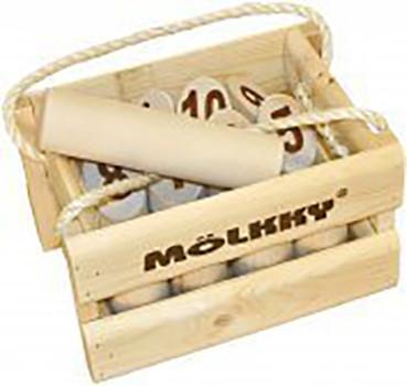 Molkky Original (Wooden Crate)