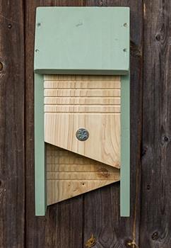 Wildlife World National Trust Stourhead Bat Box