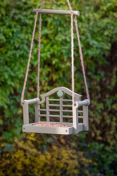 Wildlife National Trust Stourhead Collection Lutens Swing Seat Feeder