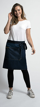 Stalwart Quality Waiter Denim Apron