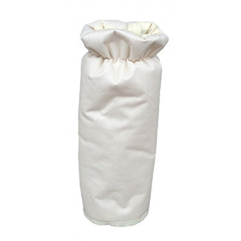 Cream Bottle Duffle