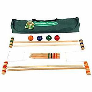 Traditional Junior Croquet Set
