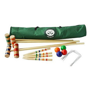 Croquet - Traditional Family Set