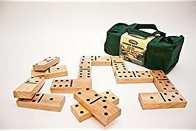 Giant Wooden Dominoes