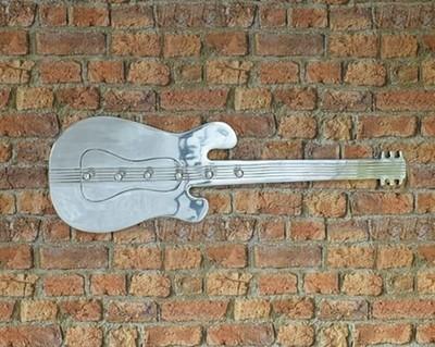 Aluminium Guitar Wall Hooks